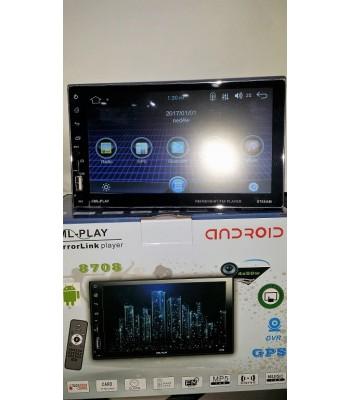 Multimedia Navigacija 8708 2 DIN