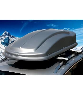 Krovni kofer Levup Space 530 Silver